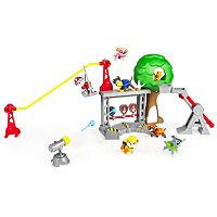Paw Patrol Marshall Training Center with Bonus Characters