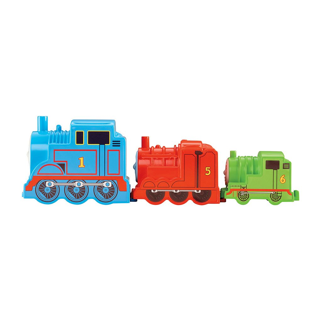 Thomas & Friends Stacking Steamies by Fisher-Price
