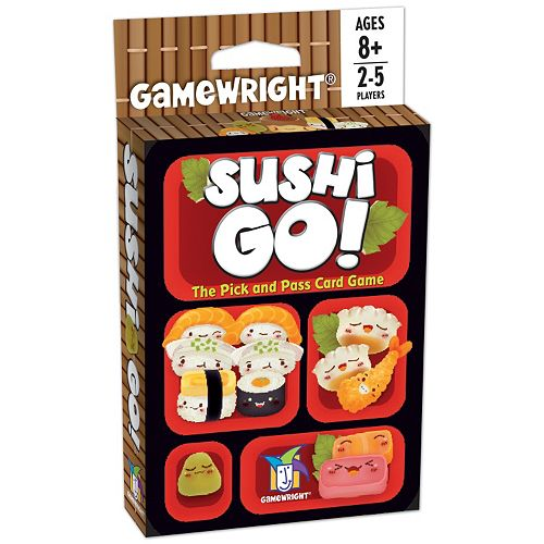 Sushi Go Game by Gamewright