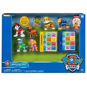 Paw Patrol 6 pkAction Pups Set