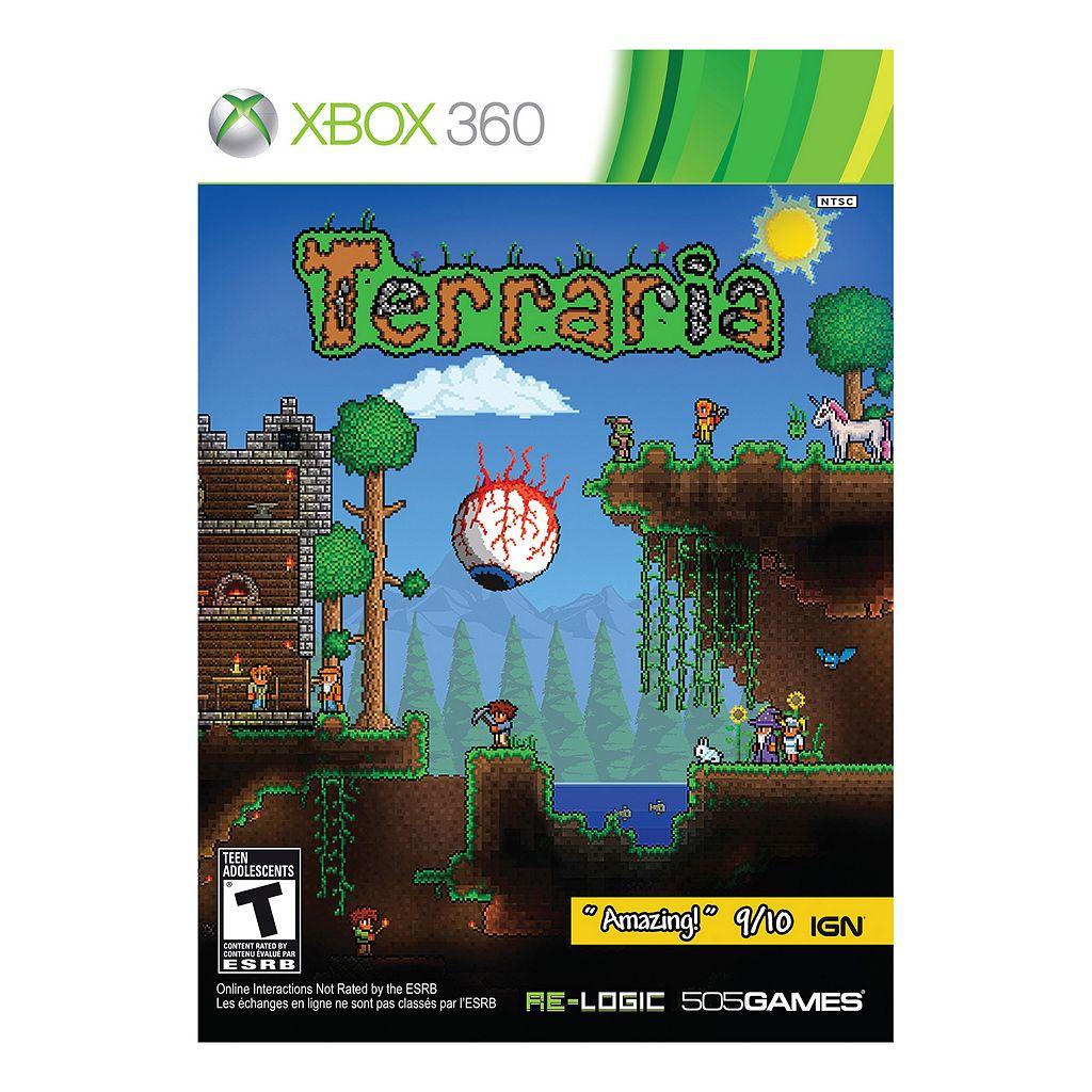 Terraria for Xbox 360