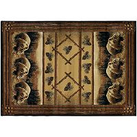 United Weavers Hautman Grizzly Pines Rug