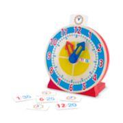 Melissa & Doug Turn & Tell Clock