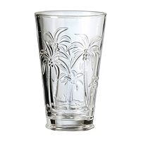 Global Amici Bahama 4-pc. Highball Glass Set