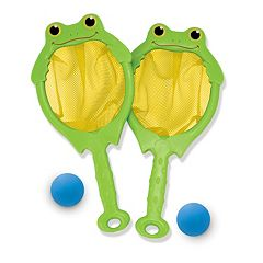 Melissa & Doug Froggy Toss Net & Ball Set