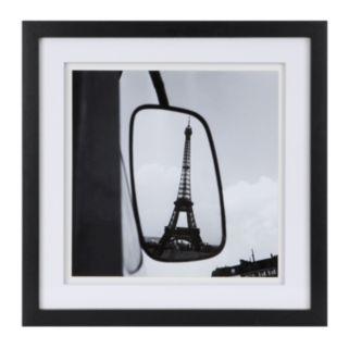 INK+IVY ''Eiffel Tower Reflection'' Framed Wall Art