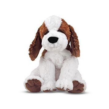 Melissa & Doug Bailey St. Bernard Dog Plush Toy