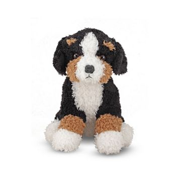 Melissa & Doug Barkley Bernese Dog Plush Toy