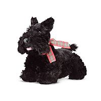 Melissa & Doug Maxwell Scottie Dog Plush Toy