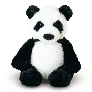 Melissa & Doug Bamboo Panda Bear Plush Toy