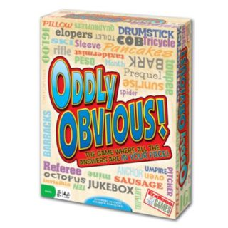 Oddly Obvious Game by Endless Games