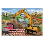 Melissa & Doug Building Site 48 pc Floor Puzzle