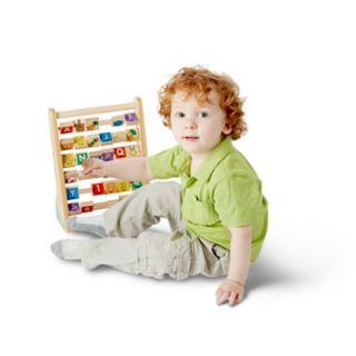 Melissa & Doug Alphabet Abacus