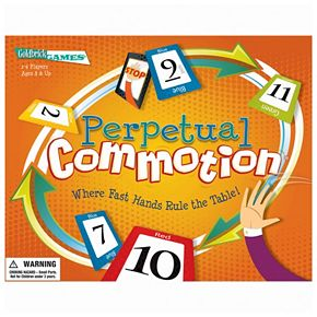 Perpetual Commotion Game by Goldbrick Games