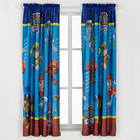 Paw Patrol Paw-Some Room Darkening Window Curtain - 42'' x 63''