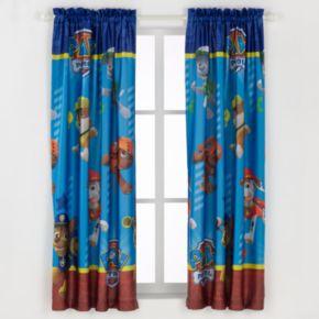 Paw Patrol 1-Panel Paw-Some Room Darkening Window Curtain - 42'' x 63''