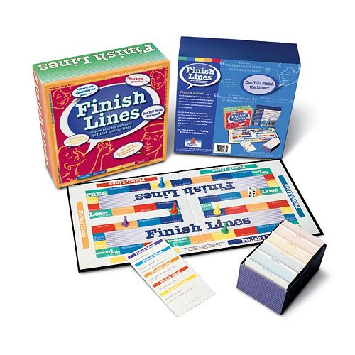 Finish Lines Game by Games For All Reasons