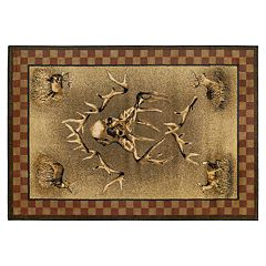 United Weavers Marshfield Genesis Whitetail Ridge Rug