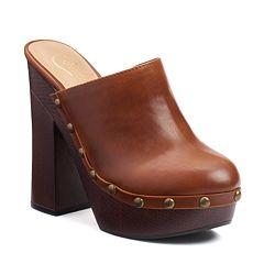 Candie's® Women's Platform Clogs