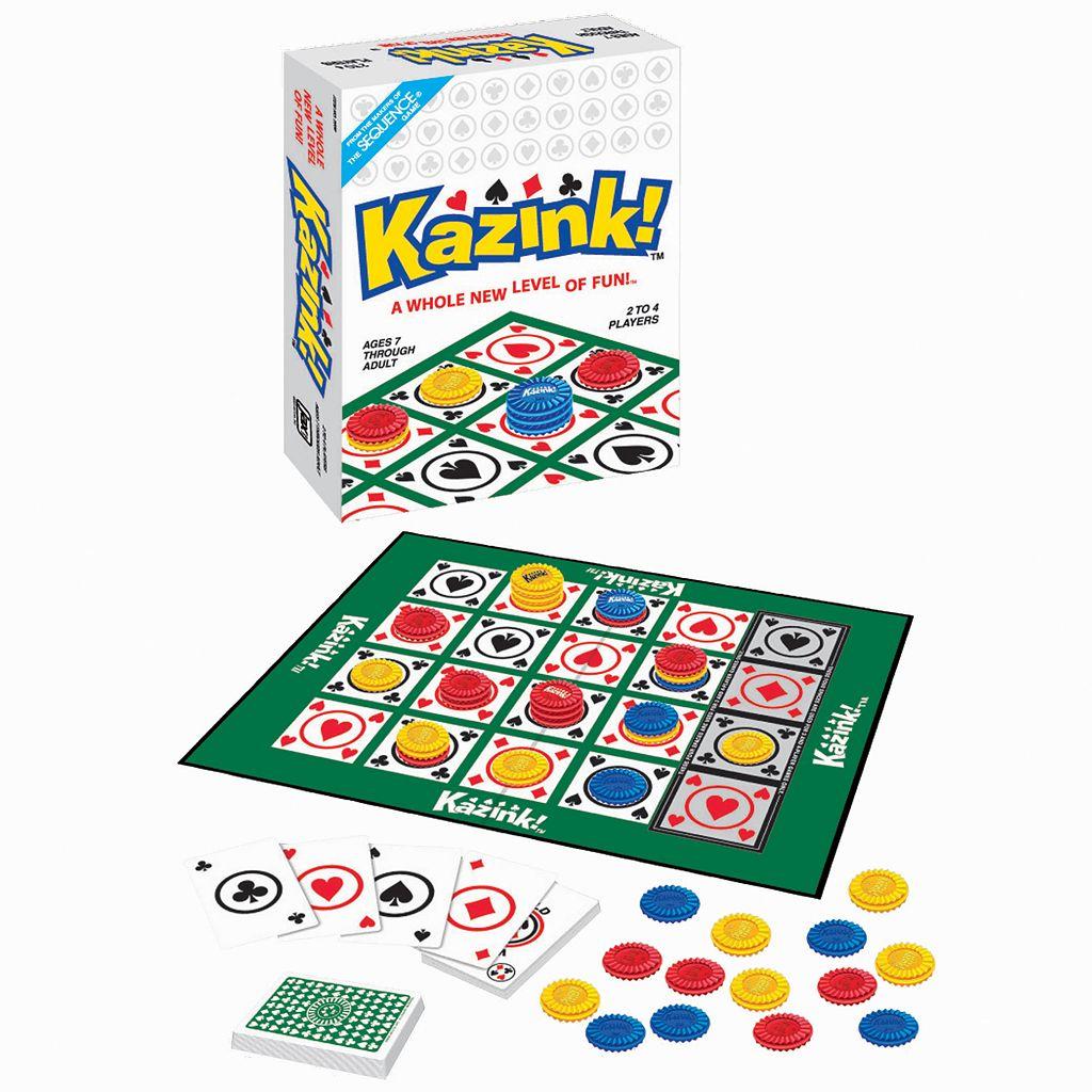 Jax Ltd. Kazink! Board Game