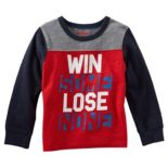 "Boys 4-7 OshKosh B'gosh® ""Win Some Lose None"" Tee"