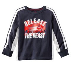 Boys 4-7 OshKosh B'gosh® 'Release The Beast' Tee