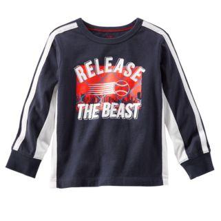 "Boys 4-7 OshKosh B'gosh® ""Release The Beast"" Tee"