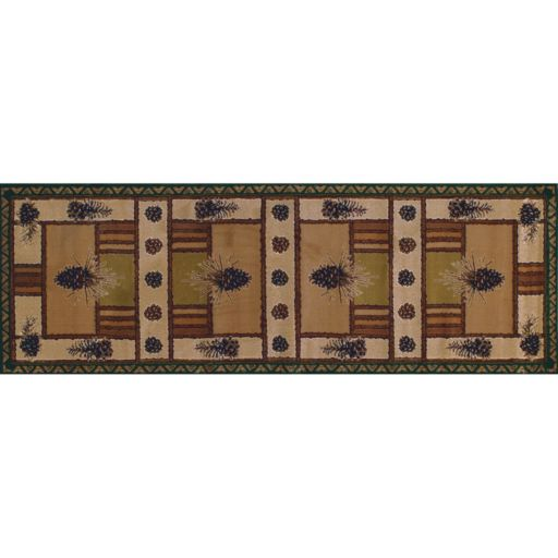 United Weavers Designer Contours Pine Barrens Rug