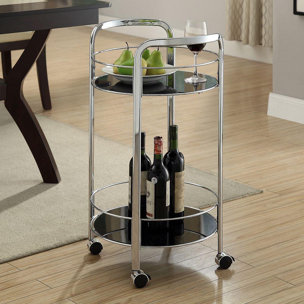 dar Rolling Bar Cart