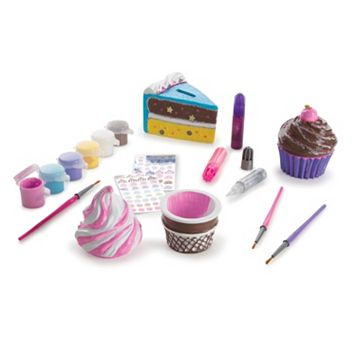 Melissa & Doug Decorate-Your-Own Sweets Craft Set