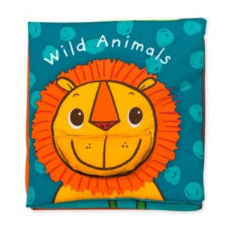 Melissa & Doug K's Kids Cloth Book Bundle - Animals