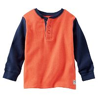 Boys 4-7x OshKosh B'gosh® Thermal Henley