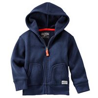 Boys 4-7 OshKosh B'gosh® Fleece Hoodie