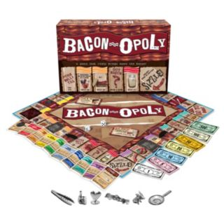 Bacon-opoly Game by Late For The Sky