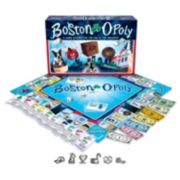 Boston-opoly Game by Late For The Sky