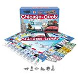 Chicago-opoly Game by Late For The Sky