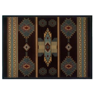 United Weavers Designer Contours Native Southwest Rug