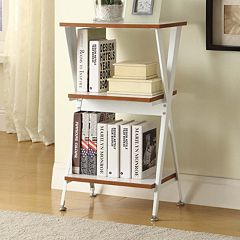 dar 2-Shelf Genius Bookcase