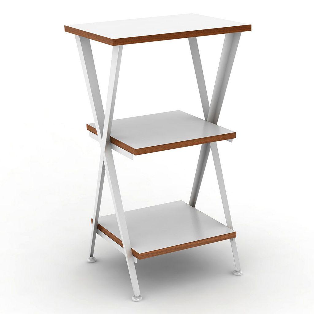 dar 2-Shelf Genius Bookcase