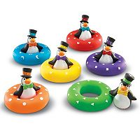 Learning Resources Smart Splash Color Play Penguins