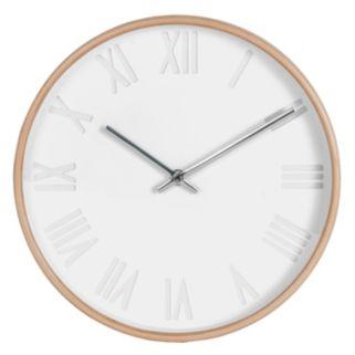 Bentwood Wall Clock