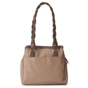 Rosetti Twist It Up Satchel