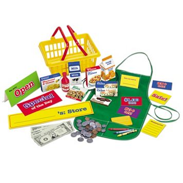 Pretend & Play Supermarket Set by Learning Resources