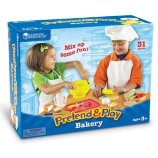 Learning Resources Play & Pretend Bakery Set