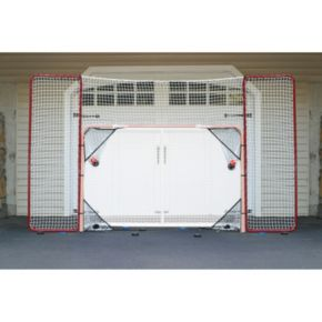 EZ Goal Hockey Backstop