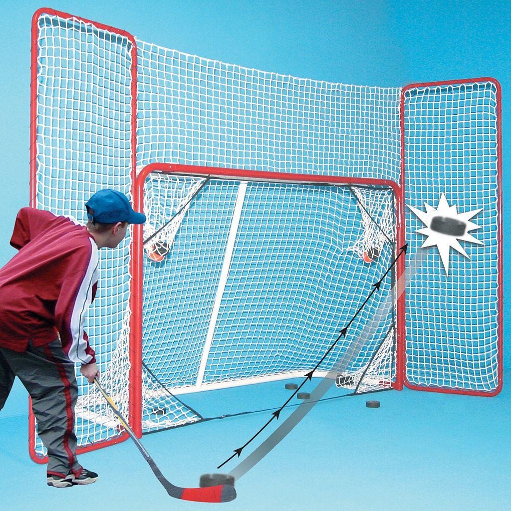 EZ Goal Hockey Backstop