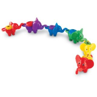 Snap-n-Learn Counting Elephants by Learning Resources