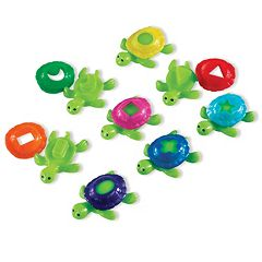 Learning Resources Smart Splash Shape Shell Turtles
