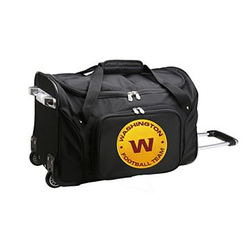 Denco Washington Redskins 22-Inch Wheeled Duffel Bag