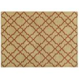 Oriental Weavers Casablanca Geometric Lattice Rug